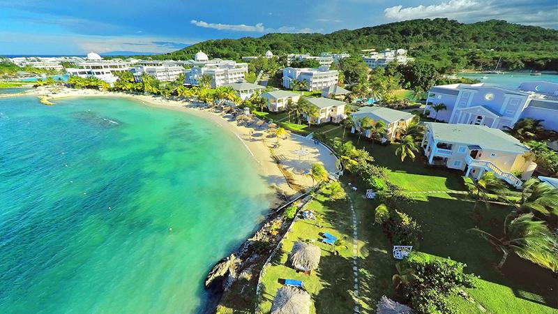 july caribbean resorts grand palladium lady hamilton resort and spa tropical travel jamaica
