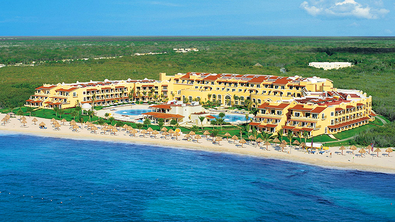 top july caribbean resorts secrets capri riviera cancun mexico
