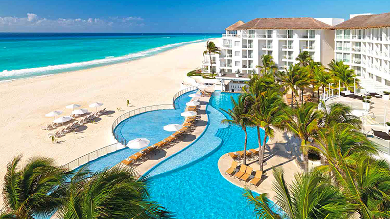 top best caribbean resorts for june playacar palace mexico vacation