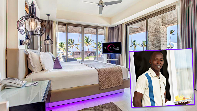 top butler service at caribbean resorts chic punta cana all inclusive dominican republic vacation