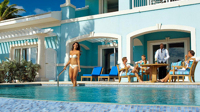 top caribbean butler service resorts sandals emerald bay couples only vacation bahamas