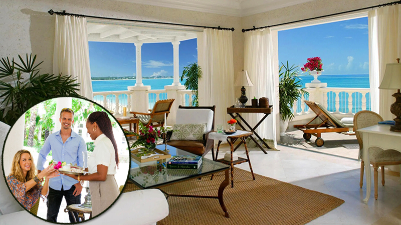 best caribbean butler service resorts the palms on turks caicos upscale vacation