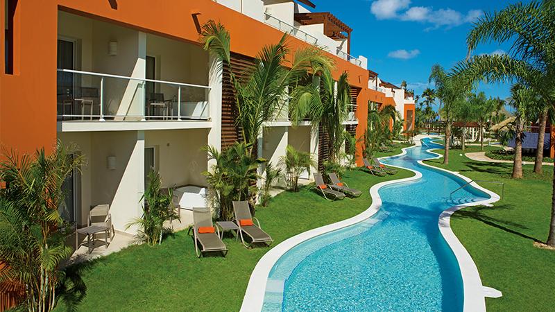 top caribbean resorts swim-up suites breathless punta cana dominican republic