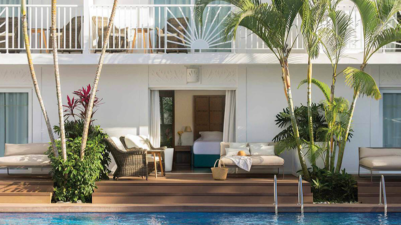 top caribbean resorts swim-up suites excellence punta cana dominican republic