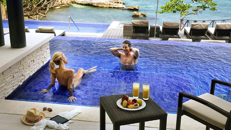 best caribbean resorts swim-up suites grand lido negril jamaica