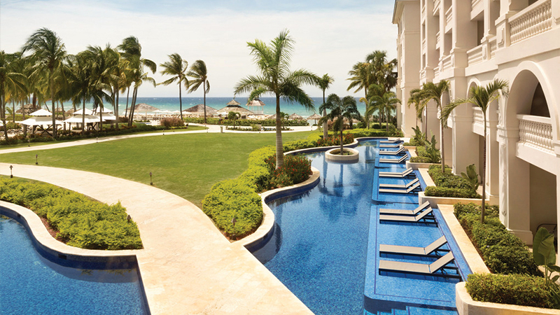top caribbean resorts swim-up suites hyatt zilara rose hall jamaica