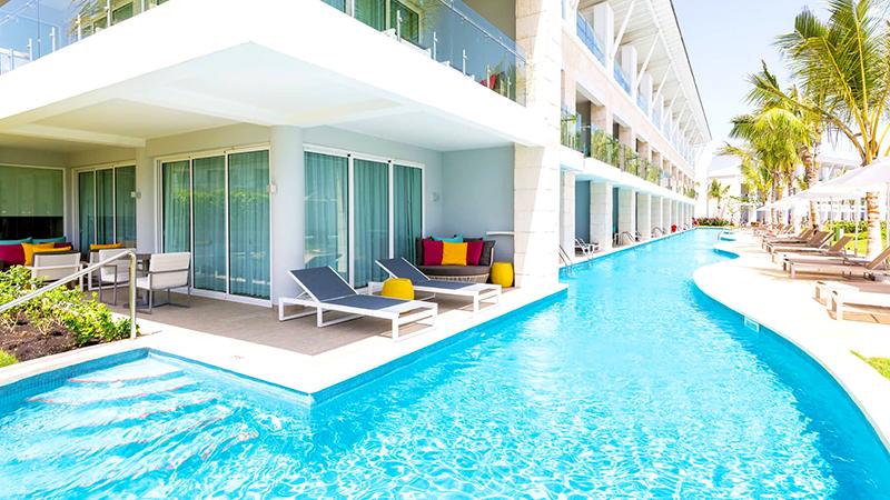 best caribbean resorts swim-up suites sensatori resort punta cana dominican republic