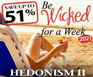 hedonism be wicked for a week caribbean topless vacation deals