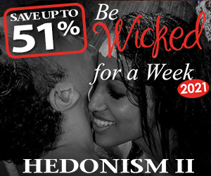 hedonism be wicked for a week couples only vacation deals