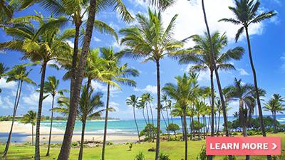 hilton garden inn kauai wailua bay hawaii best beach