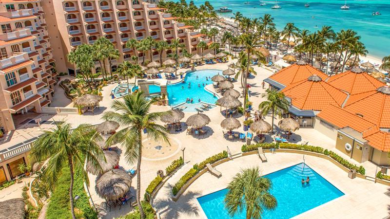 palm beach best places to stay aruba playa linda beach resort