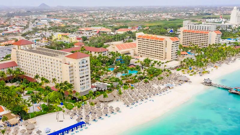 top places to stay in palm beach hyatt regency aruba resort