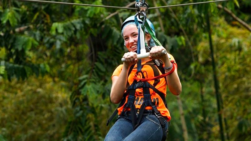 best things to do in castries rainforest adventures st lucia aerial tram and zipline tour