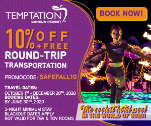 temptation cancun mexico clothing optional hotel deals