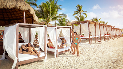 clothing optional resorts couples only travel