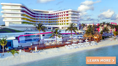 clothing optional resorts temptation cancun mexico adult only getaway