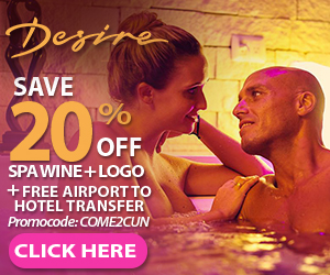 desire cancun couples only mexico vacation deals