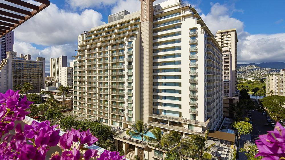 hilton garden inn waikiki beach honolulu hawaii travel destination