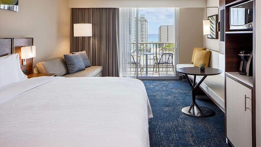 hilton garden inn waikiki beach honolulu hawaii luxury hotel