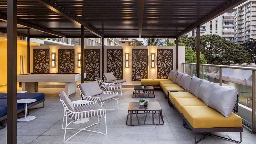 hilton garden inn waikiki beach hawaii luxury hotel