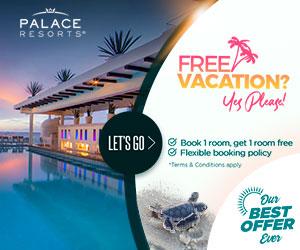 palace resorts free vacation deals