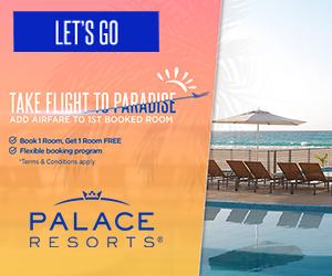 palace resorts take flight to paradise best travel deals