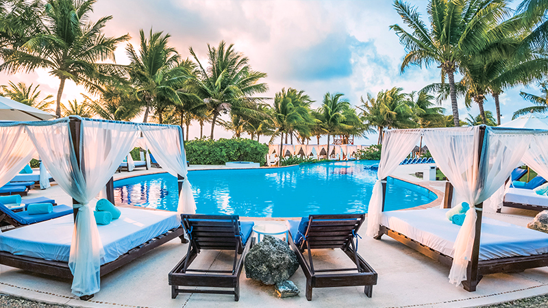 best caribbean clothes optional hotels desire pearl cancun mexico adults only vacation