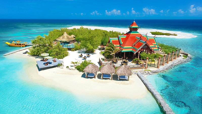 top caribbean clothes optional hotelssandals royal caribbean couples only all inclusive resort jamaica