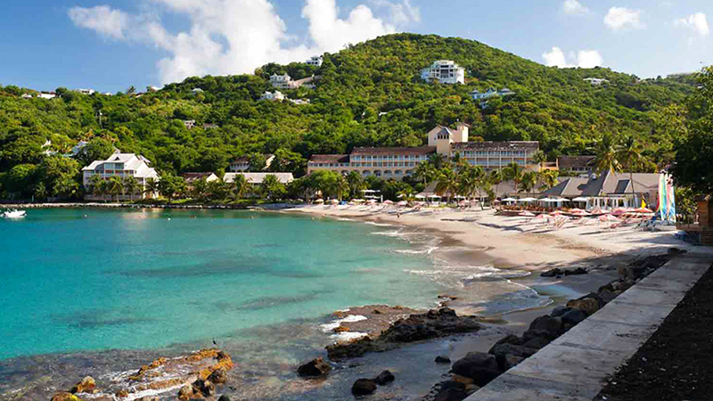 best caribbean hotels for single men bodyholiday tropical vacation st. lucia