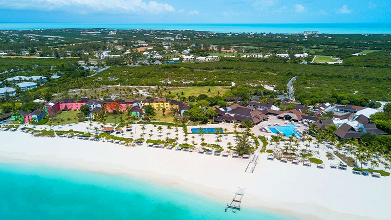best caribbean hotels for single men club med turkoise turks & caicos beach vacation