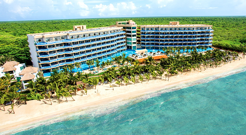 top caribbean resorts for august el dorado seaside suites méxico adults only oceanfront hotel