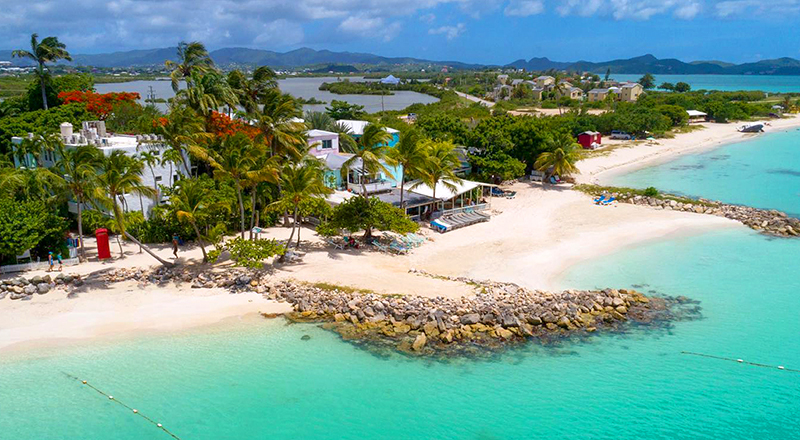 best caribbean resorts for august siboney beach club couples only getaway antigua