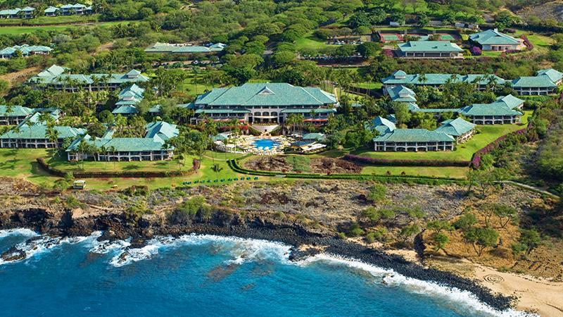 four seasons resort lanai oceanfront escape