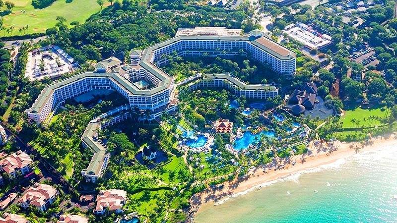 grand wailea maui luxury resort