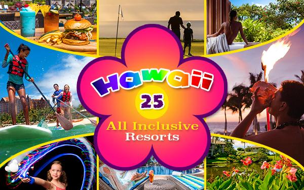 hawaii all inclusive resorts beach vacation ideas