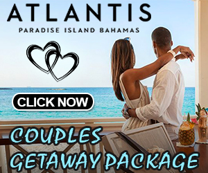 atlantis couples getaway package bahamas romance vacation deals