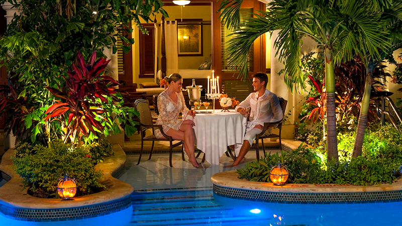 best caribbean resorts for great sex sandals royal caribbean jamaica couples only all inclusive vacation