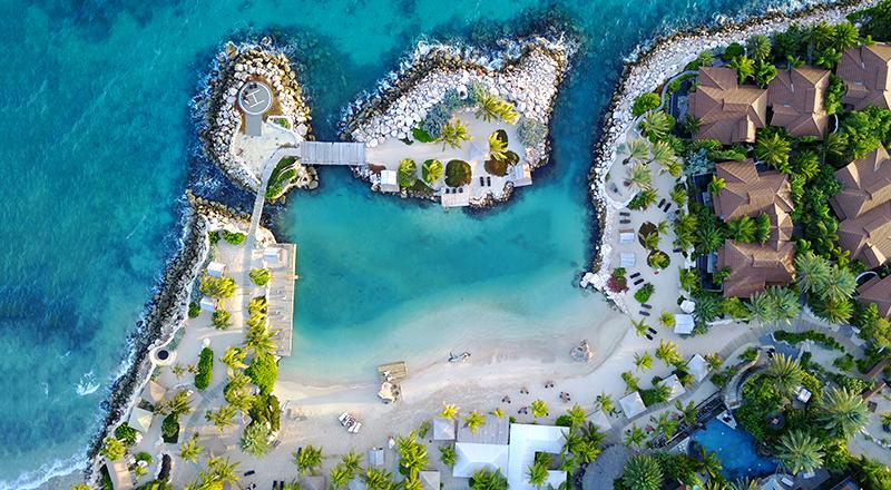caribbean resorts for september baoase luxury resort curaçao lbgt-friendly stay