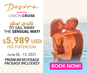 desire lisbon cruise swingers lifestyle vacation deals