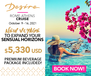 desire rome athens cruise couples clothing optional vacation deals