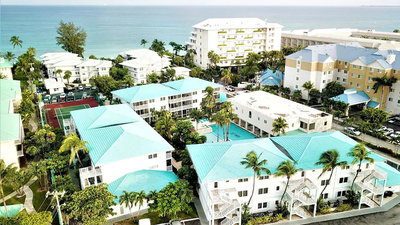 hotels on seven mile beach resort club upscale condominiums grand cayman