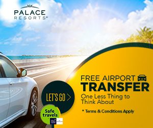 palace resorts free airport transfers all inclusive vacation deals