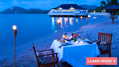 best sexy resorts sandals halcyon beach romantic couples vacation st lucia