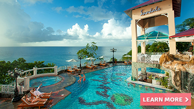 sexy resorts sandals regency la toc all inclusive luxury travel st lucia