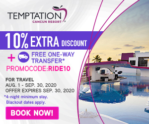 temptation adults only cancun vacation deals