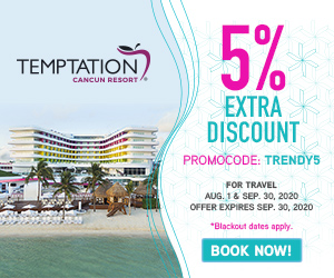 temptation mexico topless travel deals