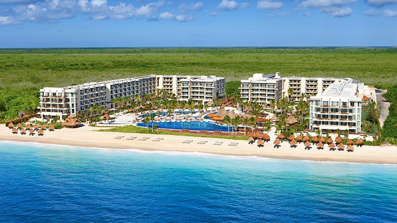 caribbean resorts for october dreams riviera cancun resort & spa all inclusive getaway