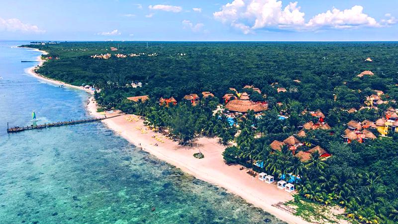 caribbean resorts for october iberostar cozumel beachfront getaway