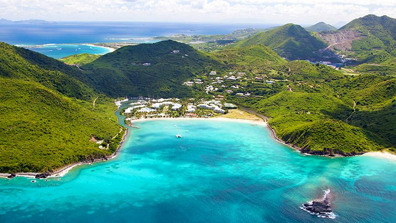 caribbean resorts for october secrets st. martin resort & spa beach vacation