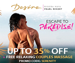 desire pearl escape to paradise sexy vacation deals mexico